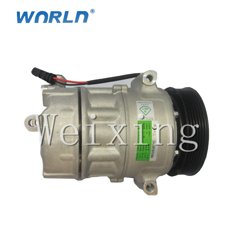 Auto air conditioner compressor for Chevrolet Malibu Buick new Lacrosse 2.4 <strong>clutch</strong> 6PK