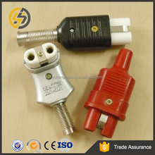 CE CERTIFICATION TOP LEVEL INDUSTRIAL ELECTRIC QUICK DISCONNECT CERAMIC PLUG&SOCKET