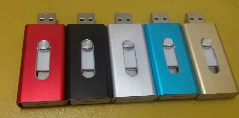 Wholesale newest otg usb flash drive for iphone