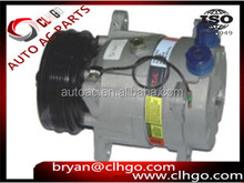 GOOD and CHEAP PRICE about Spare Parts Auto AC Compressor for JIN BEI(THREAD METRIC) V5 PV6 120mm