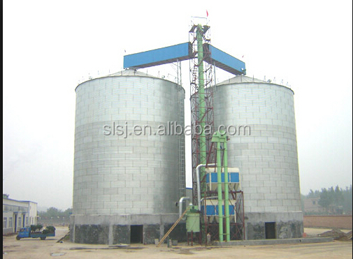 500 ton small bolted cement silo
