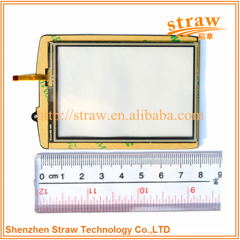 Shenzhen Straw Customize 3 inch Resistive Touch Screen Digitizer Touch Panel