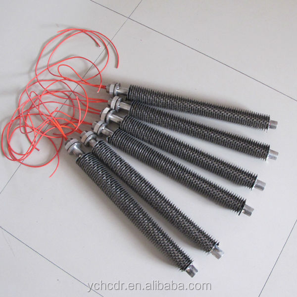 Air Duct Heating Parts Electric Finned Heating Elements