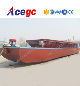 Self propelled Rvier sand/mineral transport barge/boat/vessel