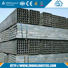 Manufacture square hollow section tube for construction