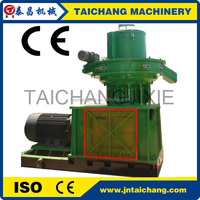 TCZL850 Bioenergy Pellet Machine wood sawdust rice husk wheat straw pellet grinding machine