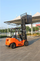 high performance gas lpg forklifts with gasoline engine