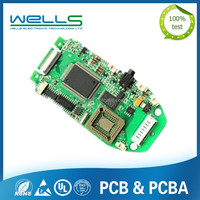 shenzhen SMT / DIP pcb assembly,alarm clock pcb assembly
