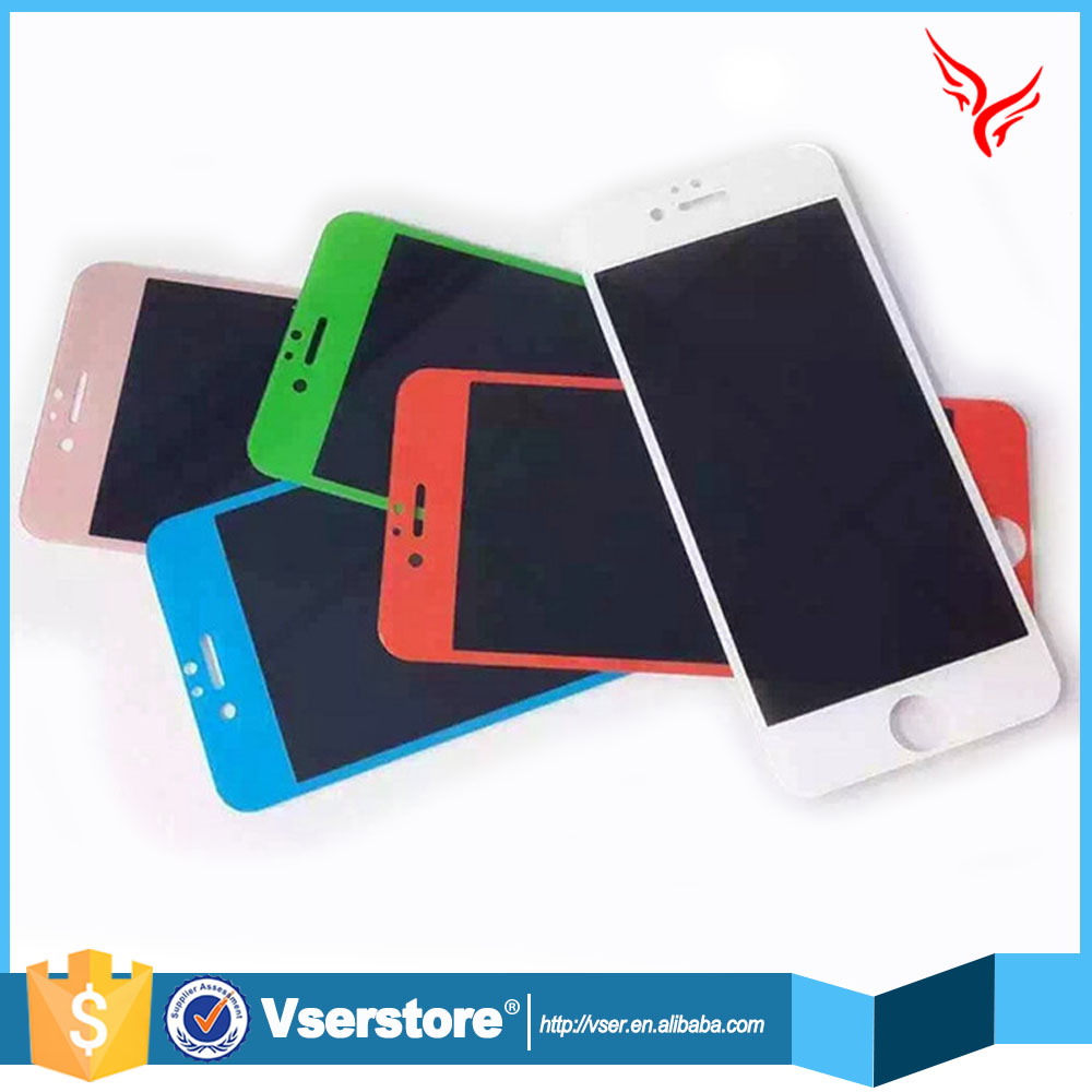 Clear tampered glass screen protector for iphone 5 5s screen protector privacy tempered glass film