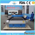 1300*2500mm size China co2 laser cutter for acrylic leather