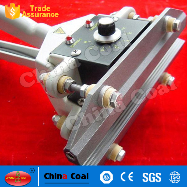 Portable Impulse Heat Sealer Packaging Machinery Hand Clamp Sealer