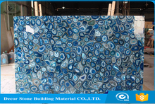 Luxury Semiprecious Stone Slabs For Hotel Decoration