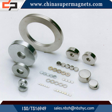 Professional Manufacturer Customized Industrial n42 ndfeb magnet
