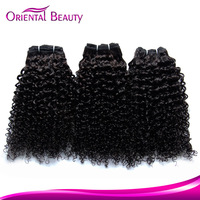 Factory Cheap wholesale Mongolian Kinky curly hair for braiding african hair type