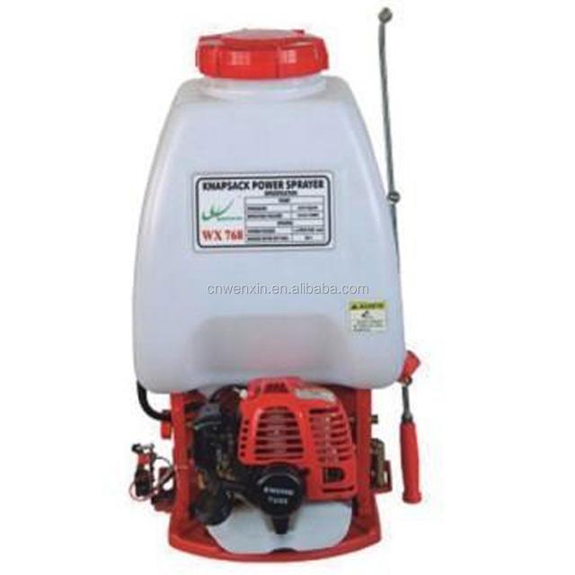 china WENXIN 708 90mm gun power sprayer agriculture spray machine power sprayer