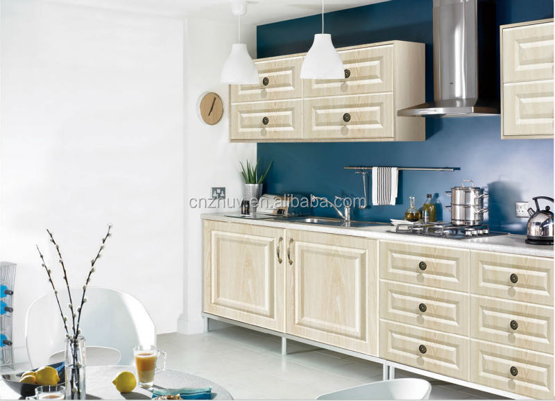 moderna mobili da cucina in ciliegio compatta a colori cucina di ...