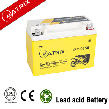 12n6.5-bs 12v 6.5ah smf motorcycle battery manufacture plant