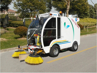road sweeper, road cleaner, floor sweeping machine/manual street sweeper/ground dry cleaning machine