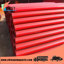 Good quality twin wall concrete boom pump pipe and Spare Parts for Concrete Pump Truck and trailer