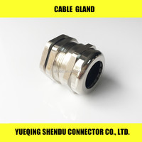 [GlandTown] water proof electrical cable joints NPT thread type