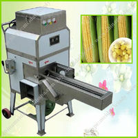 2013 Newest Hot Sale Electrical sweet corn threshing machine corn and wheat thresher Low Price