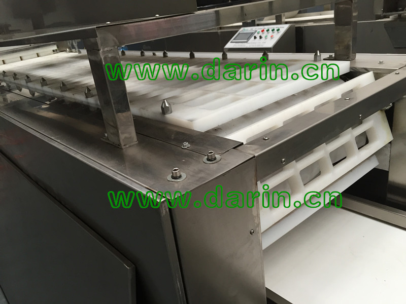 Puffed Cracker Rice/Snow Cake Making Machine