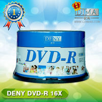 hot sale best quality printable dvd media wholesale