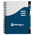 "Promotion Gifts A6/A5/5""*7"" Size Office Spiral Plastic Cover Notebook"