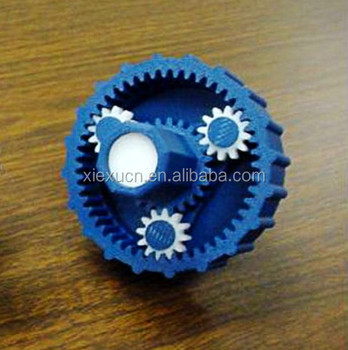 Custom High Precision Planetary Gear Plastic Planetary Gear For Robot , Hobby