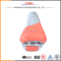 Factory directly provide winter sleeping bag