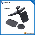 2016 Newest Cd Slot Holder,360 Rotation Magnetic Phone Holder Cd slot Mount Mobile Phone Holder in Car