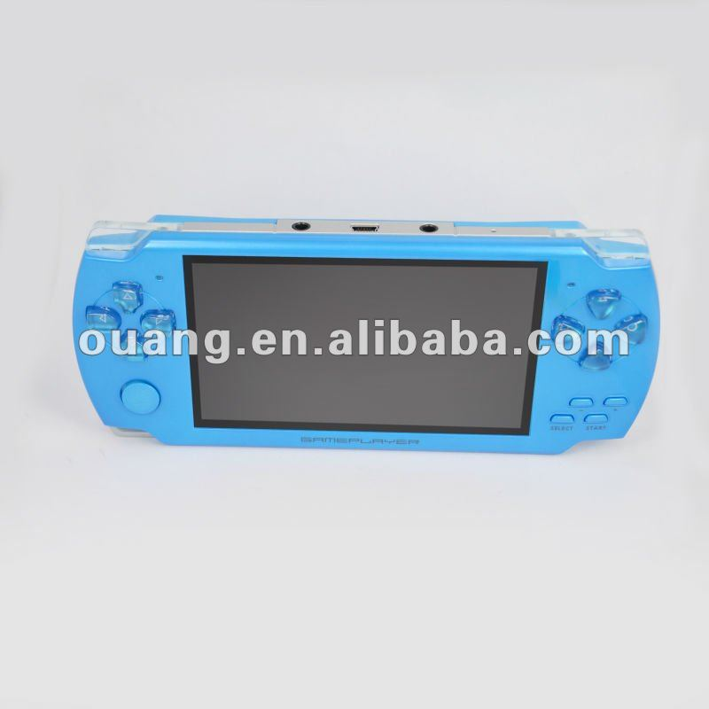 game player pmp 4.3inch LCD screen MP6 MP9