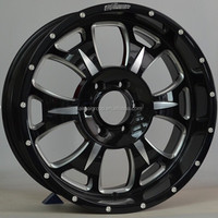 20x9inch racing car wheel rim with different et