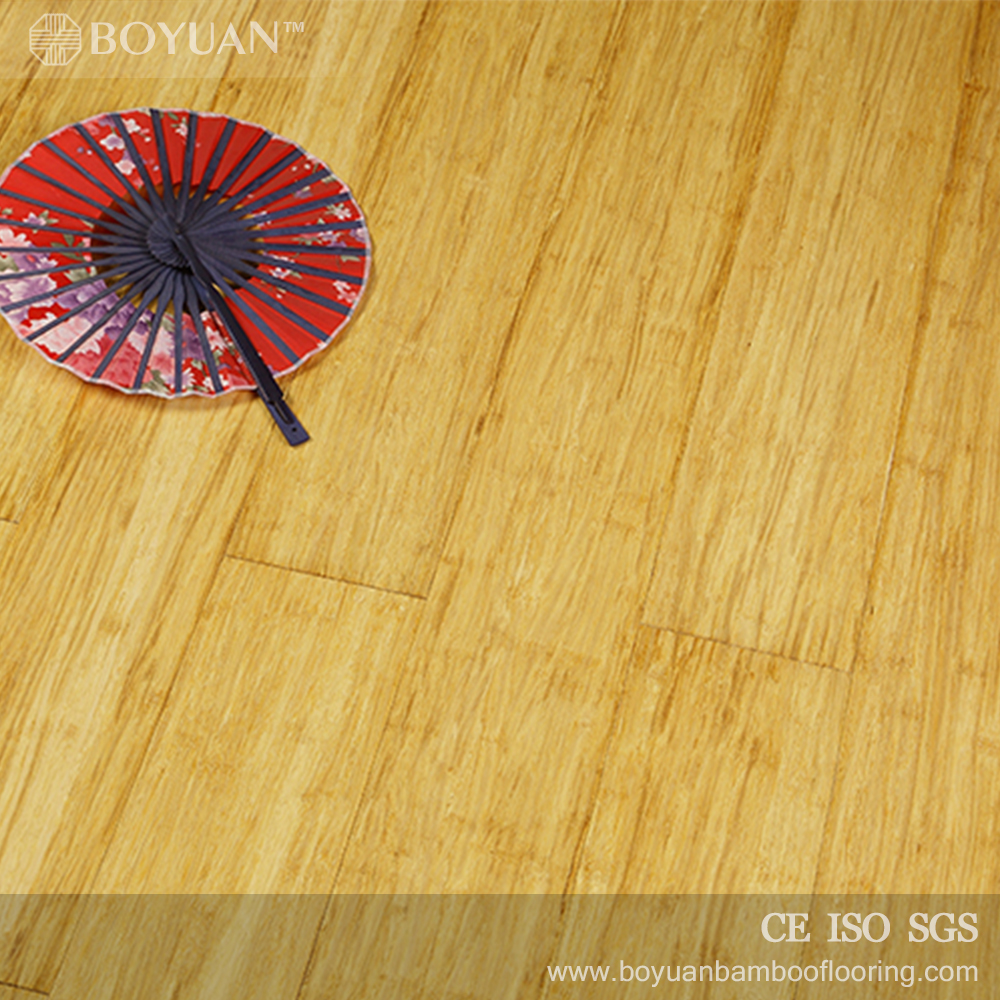 BY waterproof house decorative eco forest natural bamboo floor