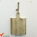 Handcrafted Solid Wood Cheese Serving Platter/Board