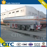 CITC New Commercial Vehicle ! 3 Axle Fuel Tank Truck ~Great Stability