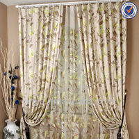 Z-fast delivery printed blackout curtain fabric religious fabric
