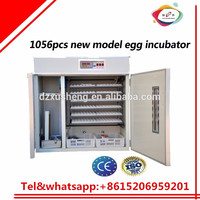 1056 pcs industrial or farm using chicken egg ostrich quail egg incubator