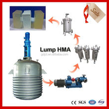 machinery for hotmelt adhesive glue for adhesive wound plaster