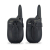 1 pair 2 way wireless radio walkie talkie 3000m talking range key lock function