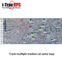 GPS satellite map software supports Concox GT06N GT06 GT02 Coban TK102 TK103 GPS303 GPS304 304b 305 Queclink GV300