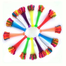 Quick filled magic 111pcs bunch o balloon for summer water balloon fight