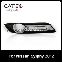 high lumen drl daylight driving lights for Nissan Sylphy Concept 2012