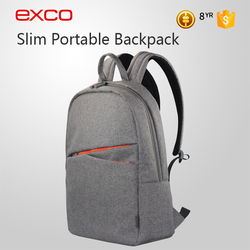 EXCO Factory wholesale protective backpack bag waterproof trending laptop backpack with laptop compartment
