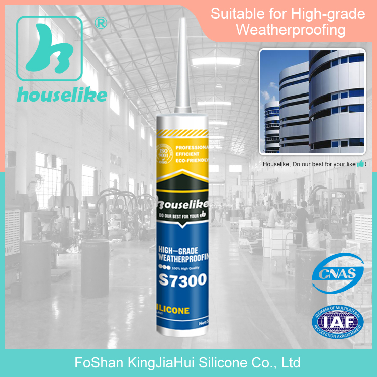 hot sale foshan weatherproof neutral silicone sealant