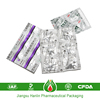 PET/AL/PE strip foil pharmaceutical packaging material