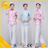 Summer short sleeve ladi sexy doctor uniform New Style Medical Scrubs hospital nurse uniforms