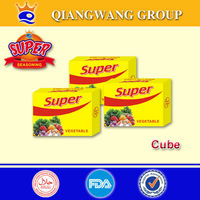 4G/PC*50*48 SUPER HALAL MIXED VEGETABLE CUBE SEASONING