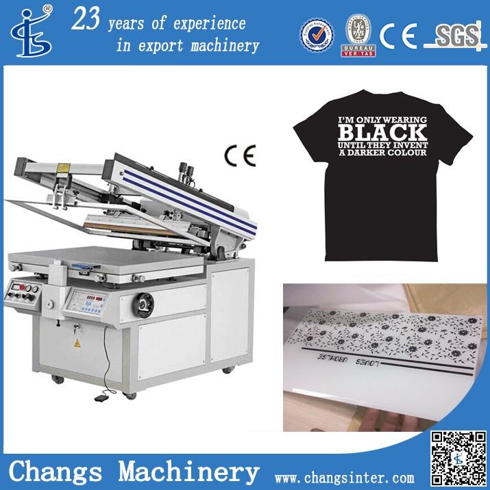 Sfb T Shirt Printing Machine Home Screen Printing Machine