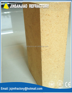 high Alumina SK34 SK30 SK 32 grade refractory Fire resistant clay brick for oven